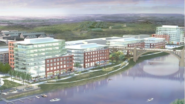 Waterfront project moving forward in Allentown