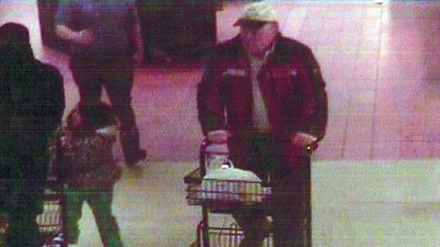 Wanted by police: Wegmans thief
