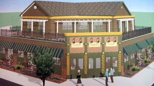 Plans to build a bigger Youell's Oyster House in hands of Allentown zoners
