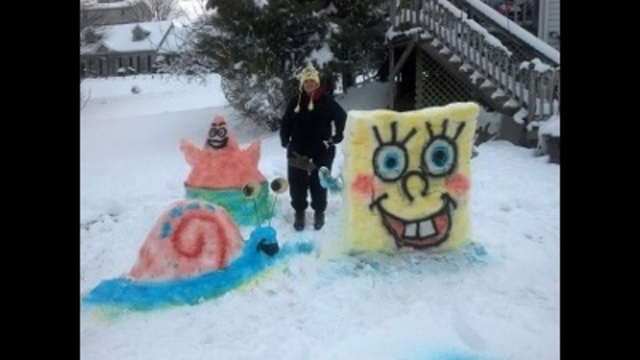 Snow Fun under the sea_24268200