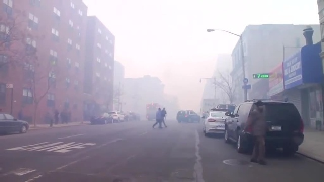 (img17)Uncut video_ Deadly gas explosion, collapse in Harlem_24939054