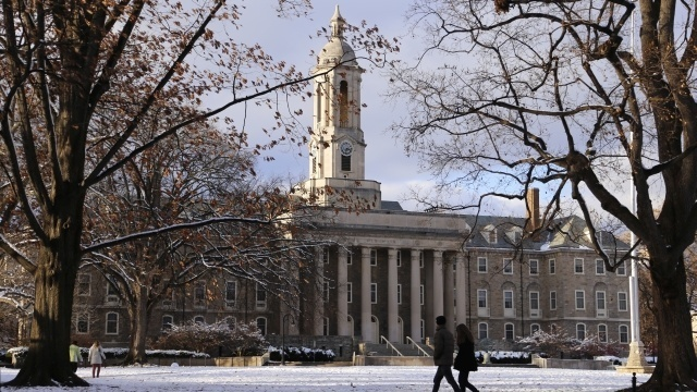 Penn State revokes fraternity recognition over student's death