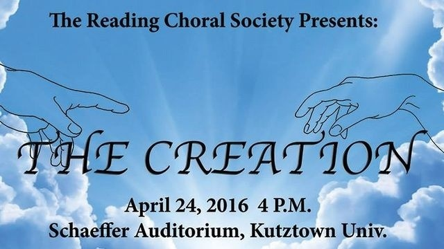 Arts Around Town: Reading Choral Society marks 140th with Haydn's 'Creation'