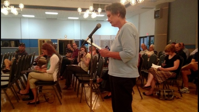 Northampton residents oppose plant emitting more lead