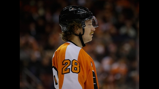 HOCKEY SOBRE HIELO: Flyers visualizan playoffs si derrotan a los Blackhawks