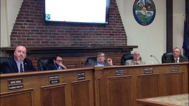 Lower Macungie Commissioner Galiardo resigns