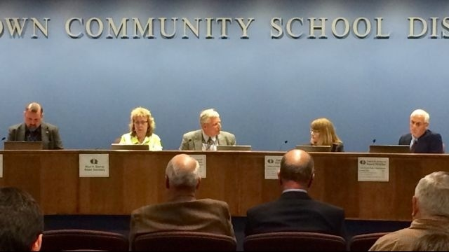 Cost reductions identified to help close Quakertown Community School District deficit