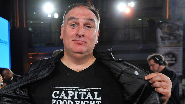 Trump Settles Lawsuit with Chef Jose Andres