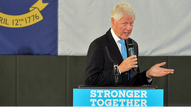 What they are saying about the hacked memo on 'Bill Clinton Inc.'