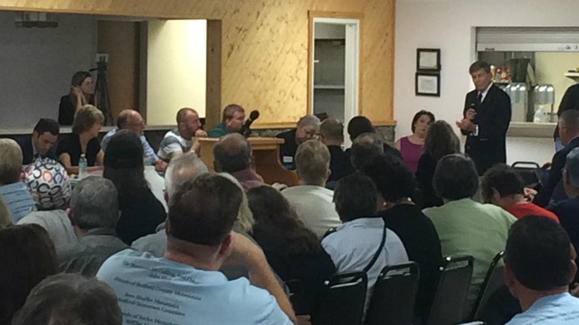 Penn Forest Township wind turbine project hearing continues with testimony from retired medical doctor, bird expert