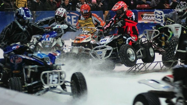 Indoor ice racing set for return to Reading