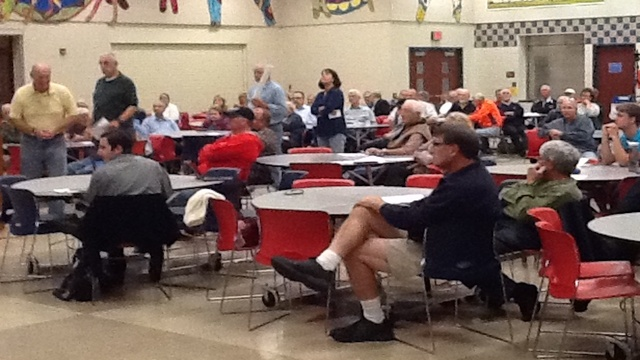 Exeter holds town-hall meeting for round 2 of master plan and golf course discussion