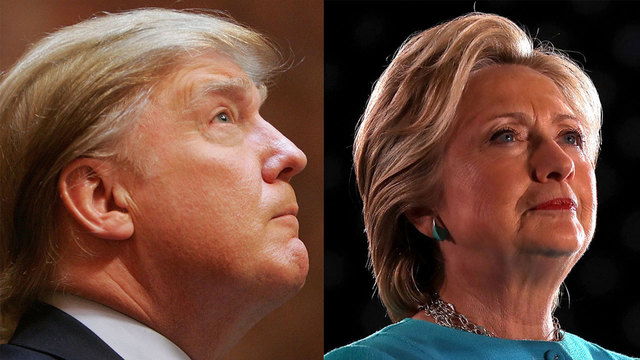 Proyecciones CNN: Clinton gana Virginia; Trump gana batalla en Ohio