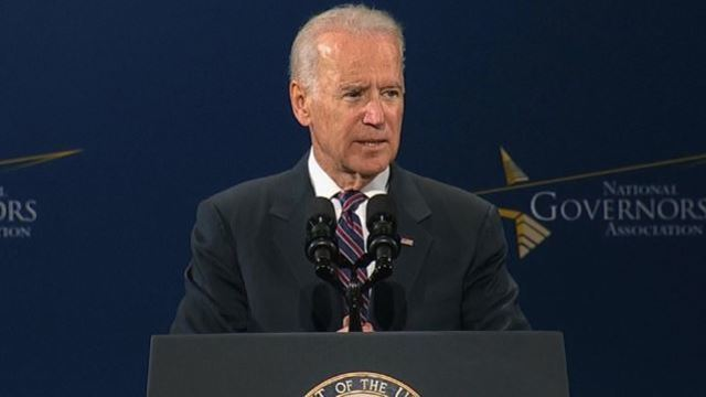 Biden: Trump administration will stand with Israel