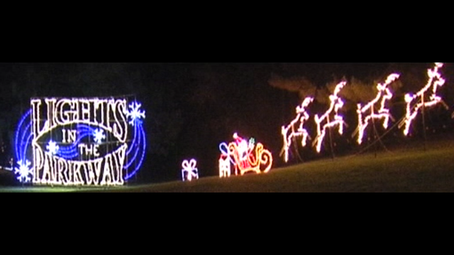 'Lights in the Parkway