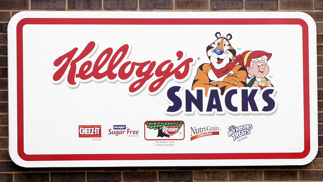 Kellogg pulls ads from Breitbart.com, citing company