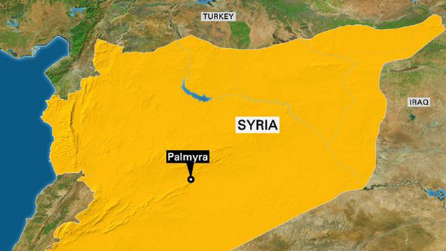 Islamic State militants re-enter Syria's historic Palmyra