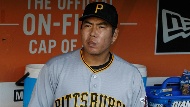 Pirates' Kang Jung-ho receives suspended sentence over DUI charge