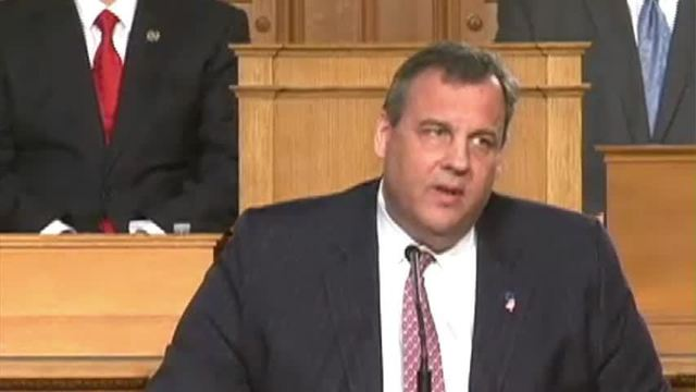Christie's 'State of the State' addresses opioid epidemic