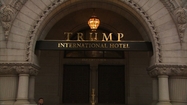 United States judge raises doubts over suit against Trump on foreign payments