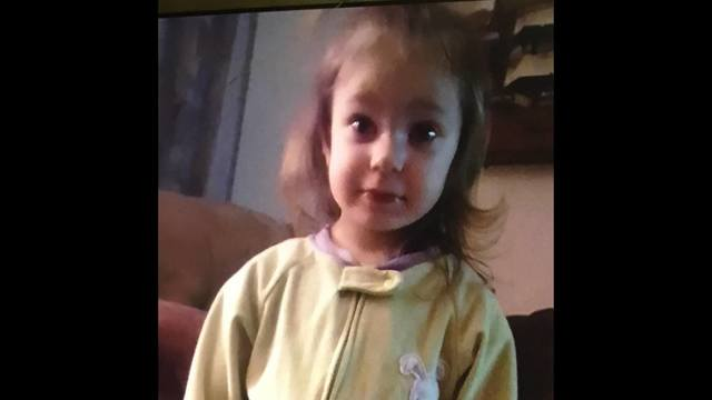 Amber Alert issued for missing 2-year-old girl