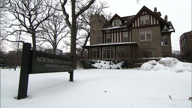 Northwestern University investigates reports of sex assaults, drugging at fraternity houses
