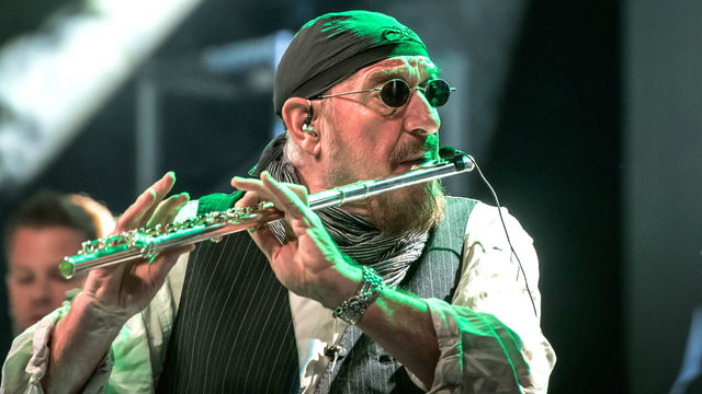 Jethro Tull's Ian Anderson announced for Musikfest