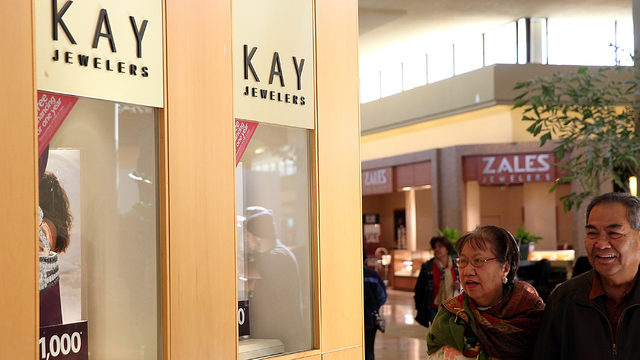 Hundreds Are Alleging a 'Sex-Fest' at Kay Jewelers and Jared