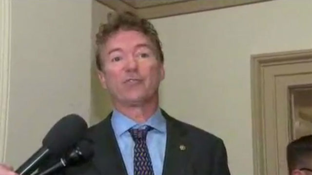 Rand Paul says Obamacare 'repeal' secrecy is cause for concern
