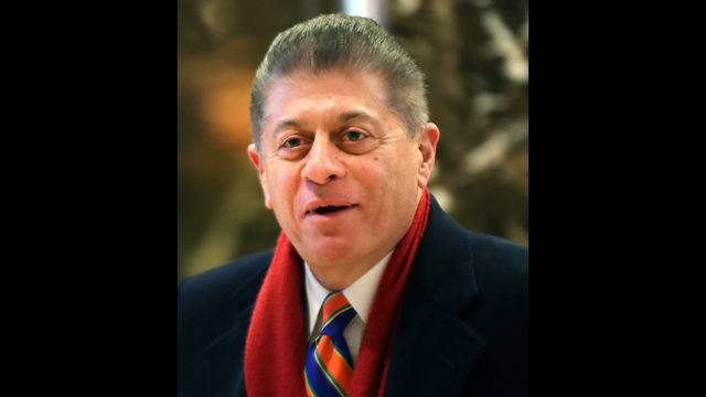 Fox News pulls embattled Napolitano from air after Trump report