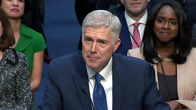 Democrats Have The Votes To Filibuster Gorsuch And Force 'Nuclear' Senate Showdown