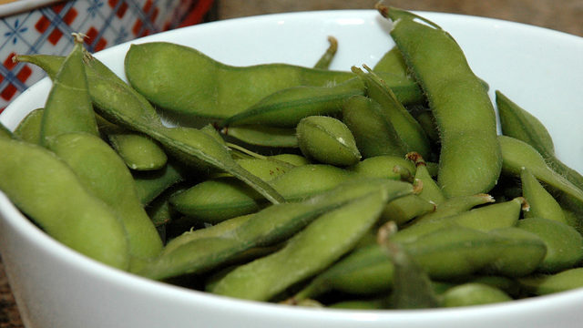There's a Major Recall of Edamame in 33 States