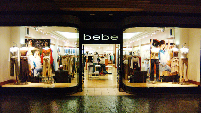 Bebe expects to close all it stores by the end of May