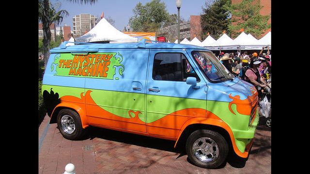 'Scooby-Doo' and the movie, too