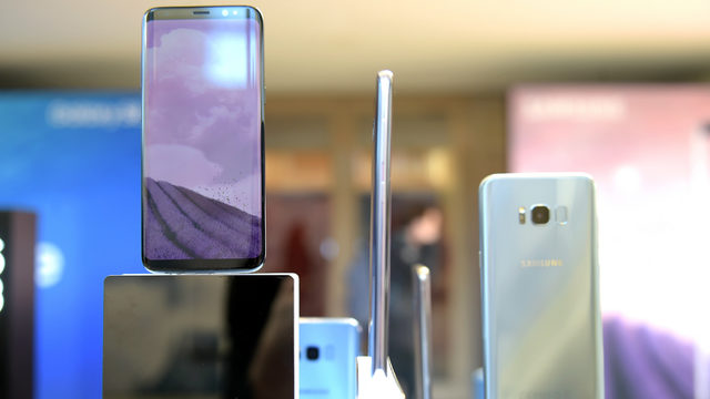 Samsung Galaxy S8 Facial Recognition Is Tricked By A Selfie