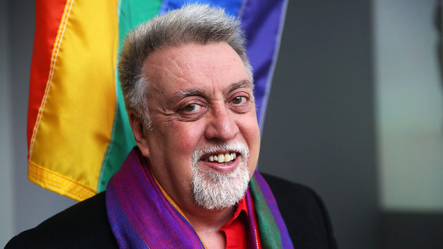 The creator of the rainbow flag, Gilbert Baker, has died aged 65