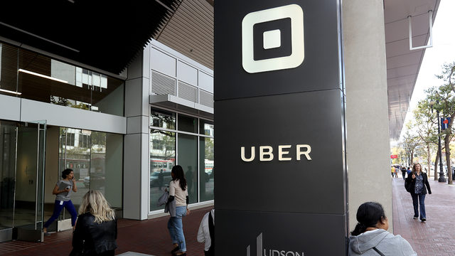 Uber lost $2.8 billion last year