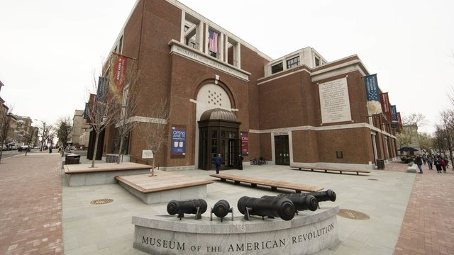 Museum of the American Revolution exceeds fundraising goal of $150M