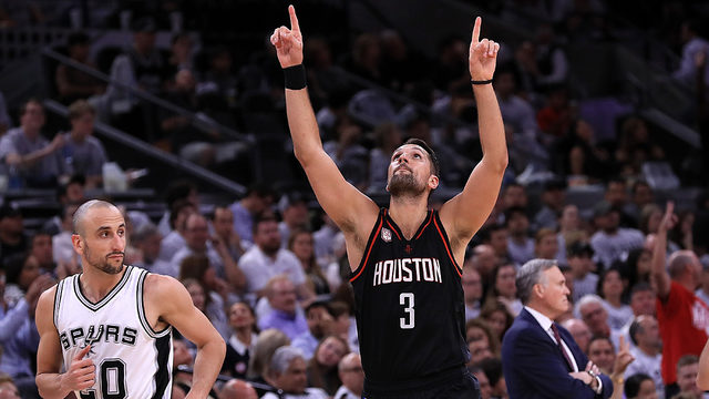 Rockets dismantle Spurs with flurry of 3s