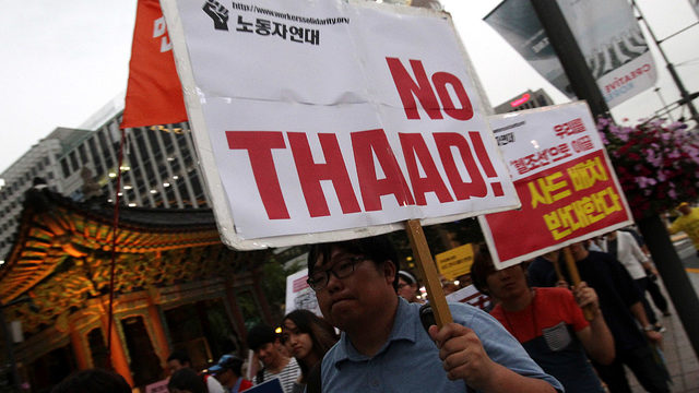 South Korea says THAAD can defend against attack