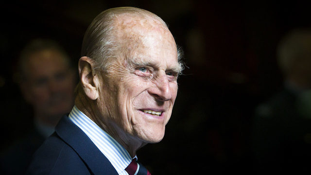 Britain's Prince Philip, 95, to retire from public duties