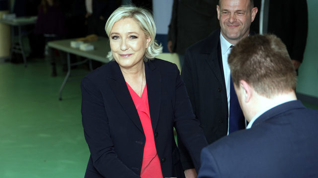 France's Le Pen Put Under Formal Investigation Over EU Funds