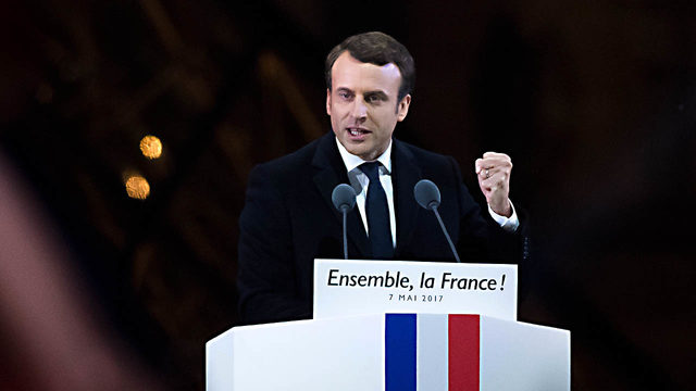 French elections 2017: Who is Emmanuel Macron?