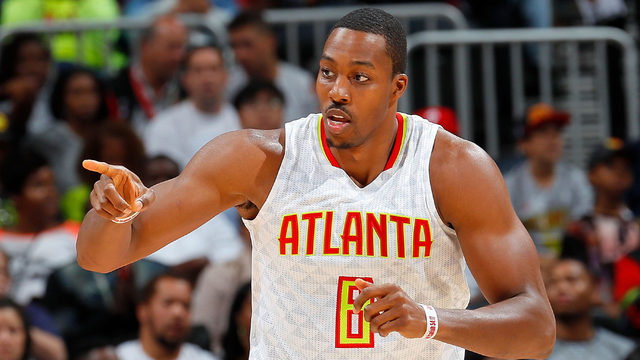 Hawks' Dwight Howard pulled over for speeding the morning of playoff loss