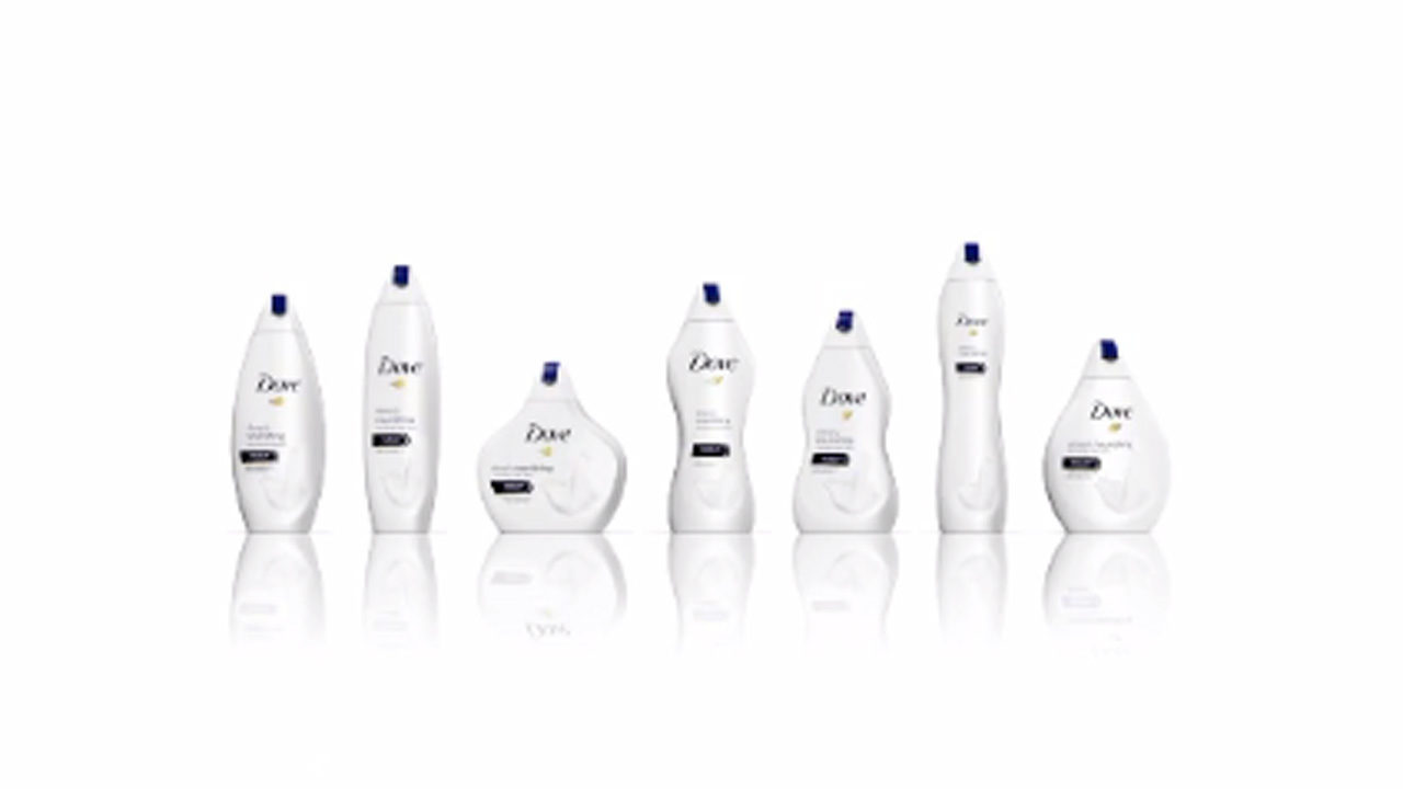 New Dove soap bottles cause controversy