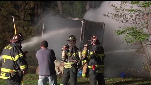 Fire at Union Twp. fireworks company ruled arson