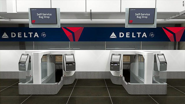 Delta to use facial-recognition tech to check bags