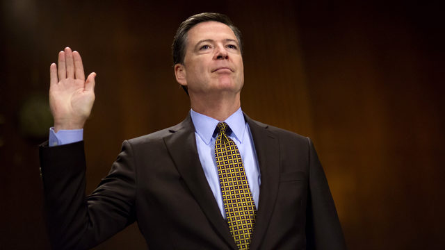 Senate Intel Committee Wants Comey Memos And Testimony