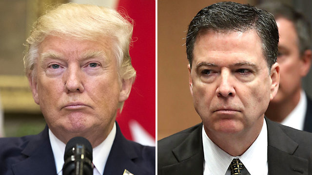 Senate Intelligence Committee requests Comey memos