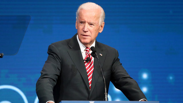 Joe Biden says he could be open to presidential run